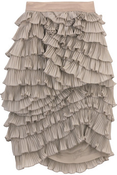 Preen Jelly silk skirt  | NET-A-PORTER.COM from net-a-porter.com