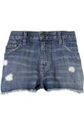 Модные женские шорты 2011-2012: джинсовые, короткие, летние шорты.