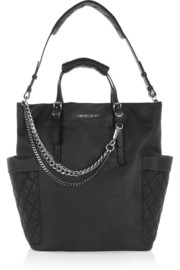 Jimmy Choo Blare leather tote