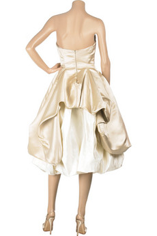 Vivienne Westwood Gold Label Lily wedding gown | NET-A-PORTER.COM