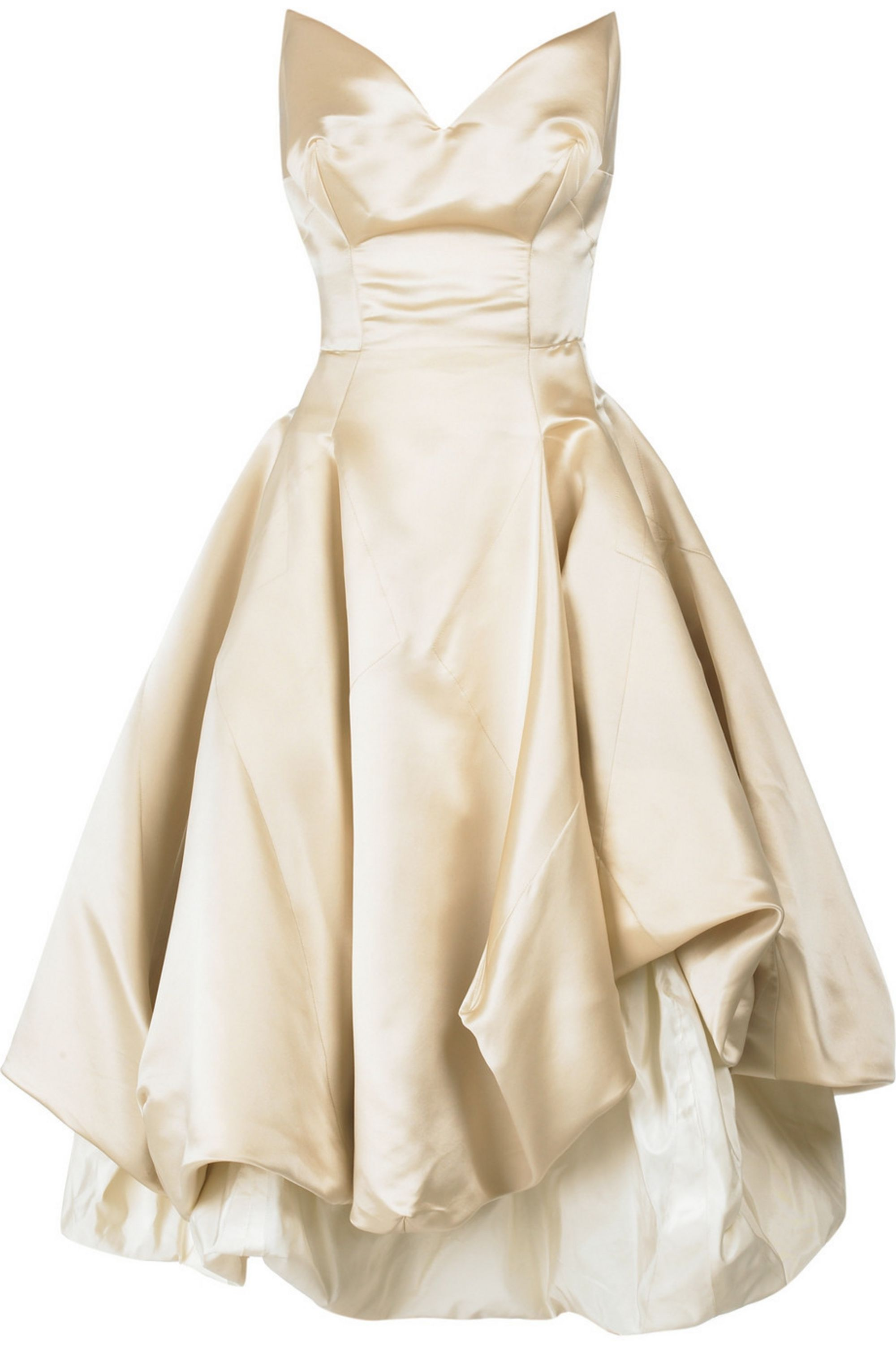 Cream Lily Wedding Gown Vivienne Westwood Gold Label Net A Porter