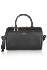 Classic Duffle mini leather bag