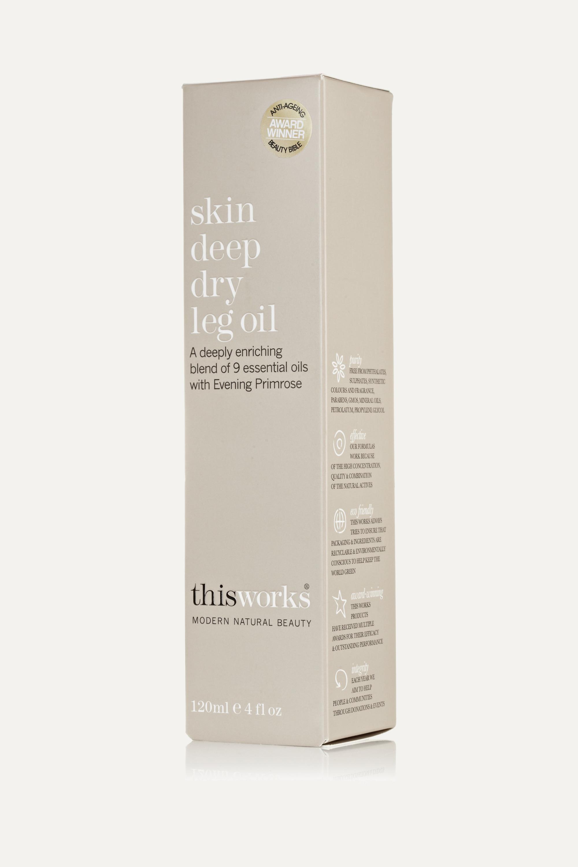 This Works Skin Deep Dry Leg Oil, 120ml