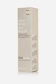 This Works Skin Deep Dry Leg Oil, 120ml