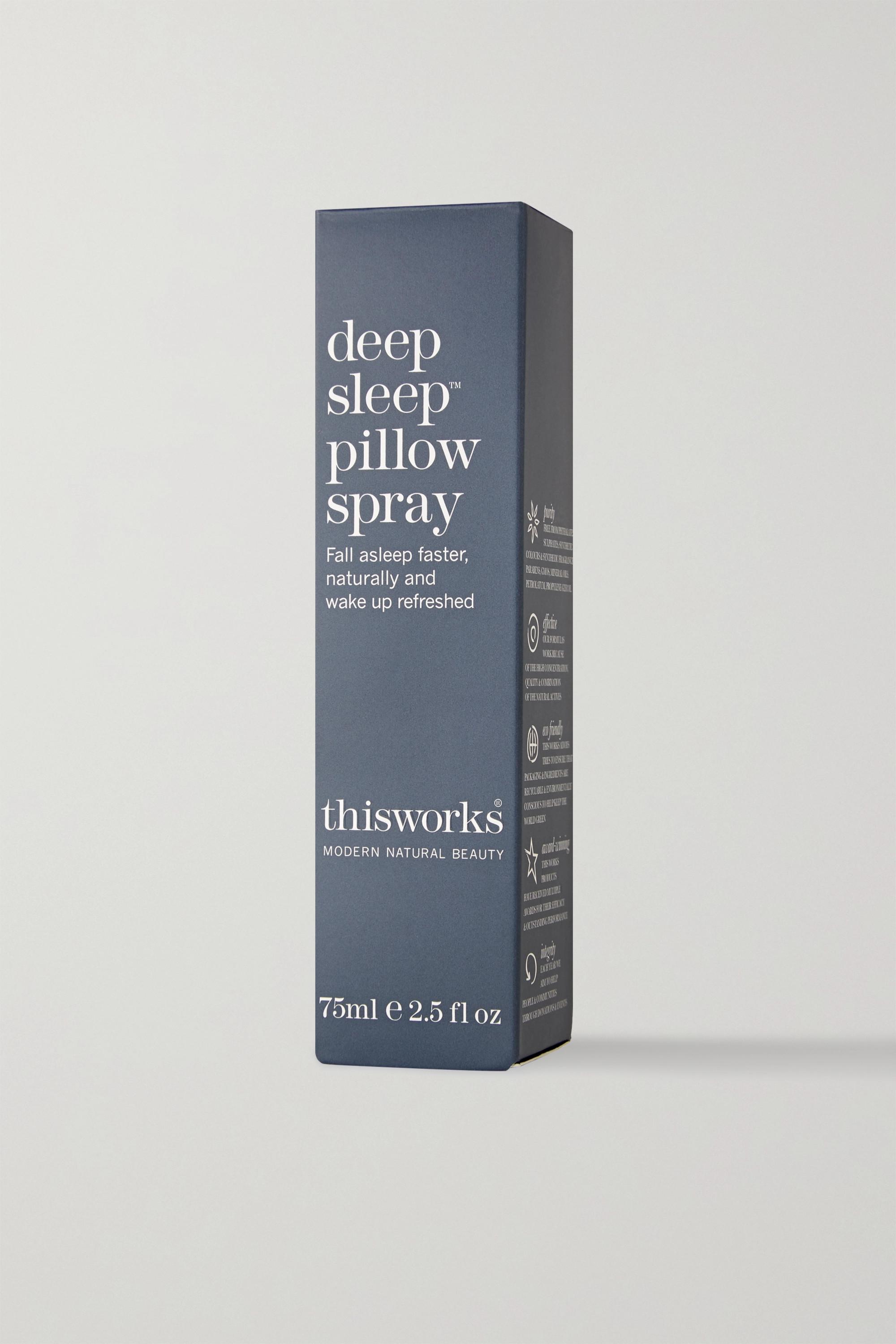 This Works Deep Sleep Pillow Spray, 75ml