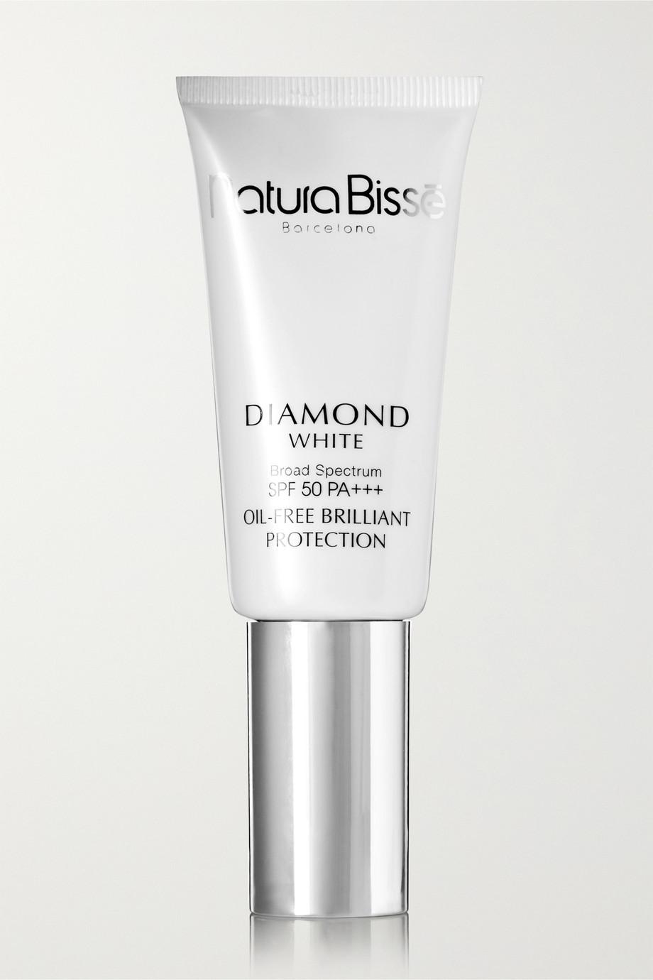 Natura Bissé Diamond White LSF 50 PA+++ Oil Free, 30ml – Sonnenschutzcreme