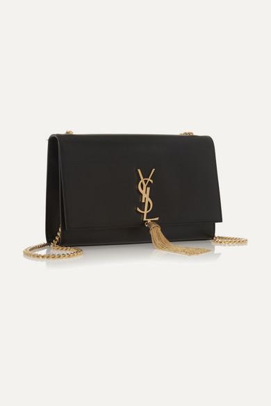 yves saint laurent monogram large quilted leather shoulder bag