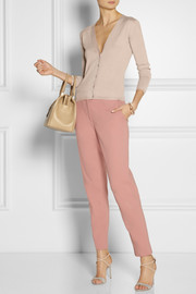 Miu Miu Cashmere and silk-blend cardigan