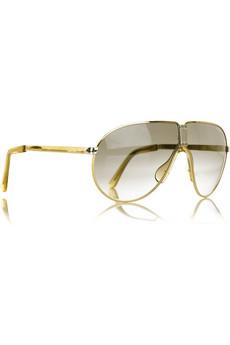 vintage aviator sunglasses