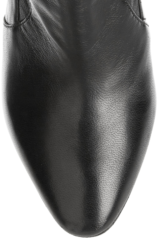 Tamara Mellon Sweet Revenge leather legging boots