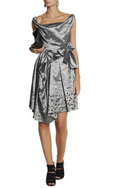 Vivienne Westwood AnglomaniaFriday crinkled-taffeta dress