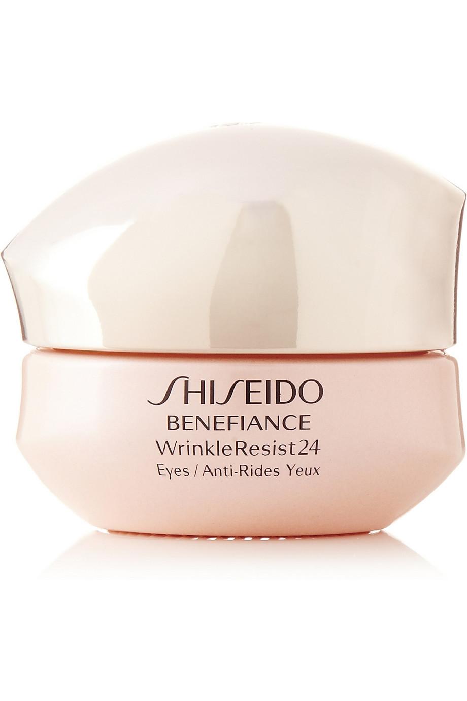 Shiseido Benefiance WrinkleResist24 Intensive Eye Contour Cream, 15ml