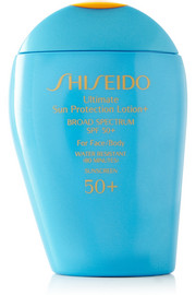 Shiseido Ultimate Sun Protection Lotion SPF50, 100ml
