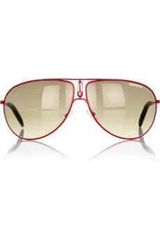 CarreraGipsy aviator sunglasses