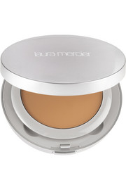 Laura Mercier Tinted Moisturizer Crème Compact Broad Spectrum SPF 20 Sunscreen - Almond