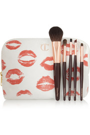 Charlotte Tilbury Set of five color brushes