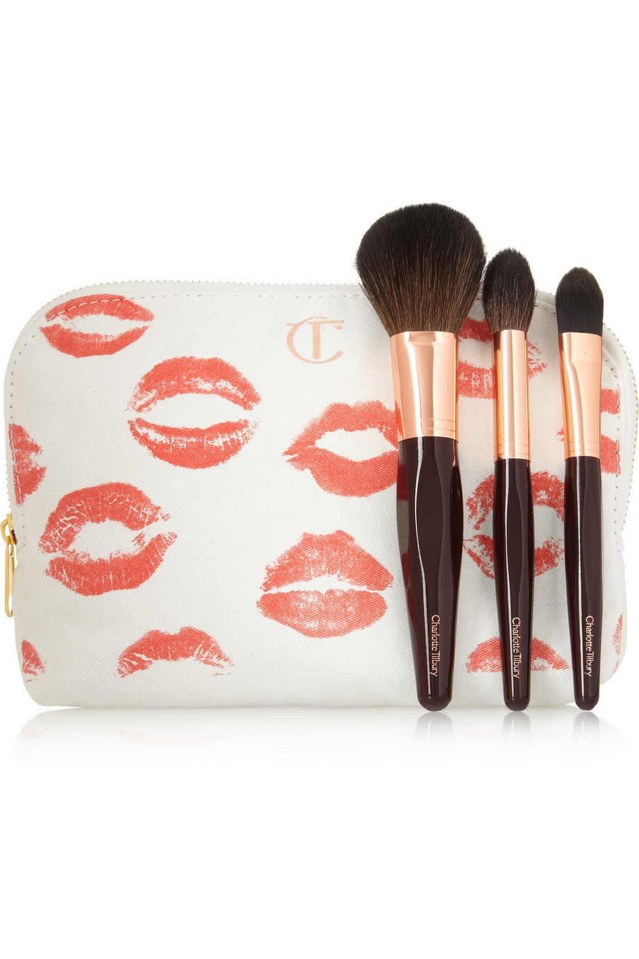 Charlotte Tilbury Set of Three Complexion Brushes