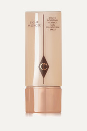 Charlotte Tilbury Light Wonder Youth-Boosting Foundation SPF15 - 1 Fair, 40ml