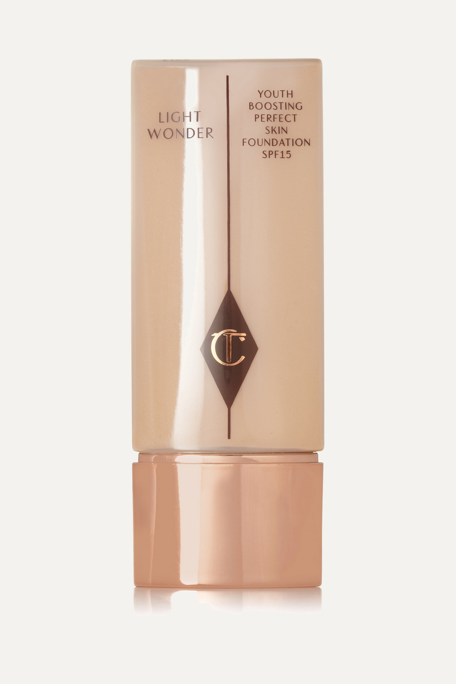 Charlotte Tilbury Light Wonder Youth-Boosting Foundation LSF 15 – 2 Fair, 40 ml – Foundation