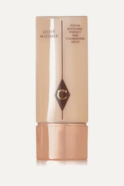 Charlotte Tilbury Light Wonder Youth-Boosting Foundation SPF15 - 2 Fair, 40ml