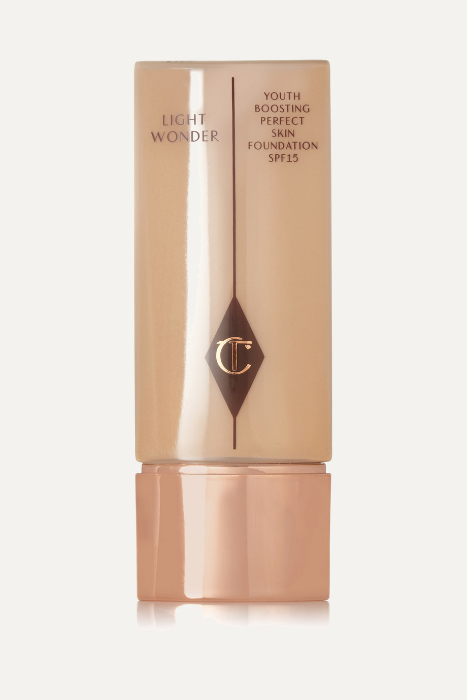 Charlotte Tilbury Light Wonder Youth-Boosting Foundation LSF 15 – 4 Fair, 40 ml – Foundation