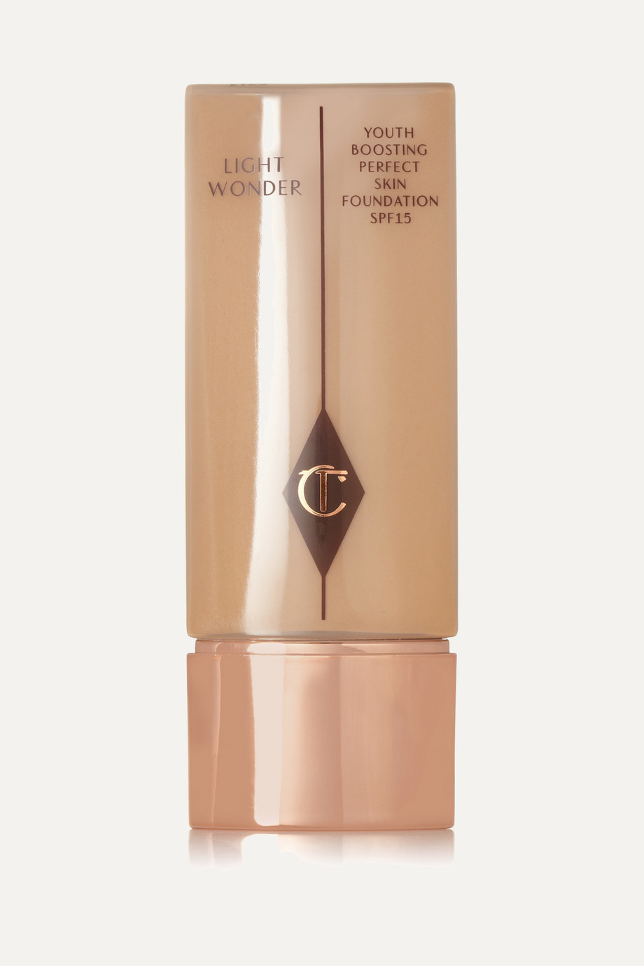 Charlotte Tilbury Light Wonder Youth-Boosting Foundation LSF 15 – 6 Medium, 40 ml – Foundation