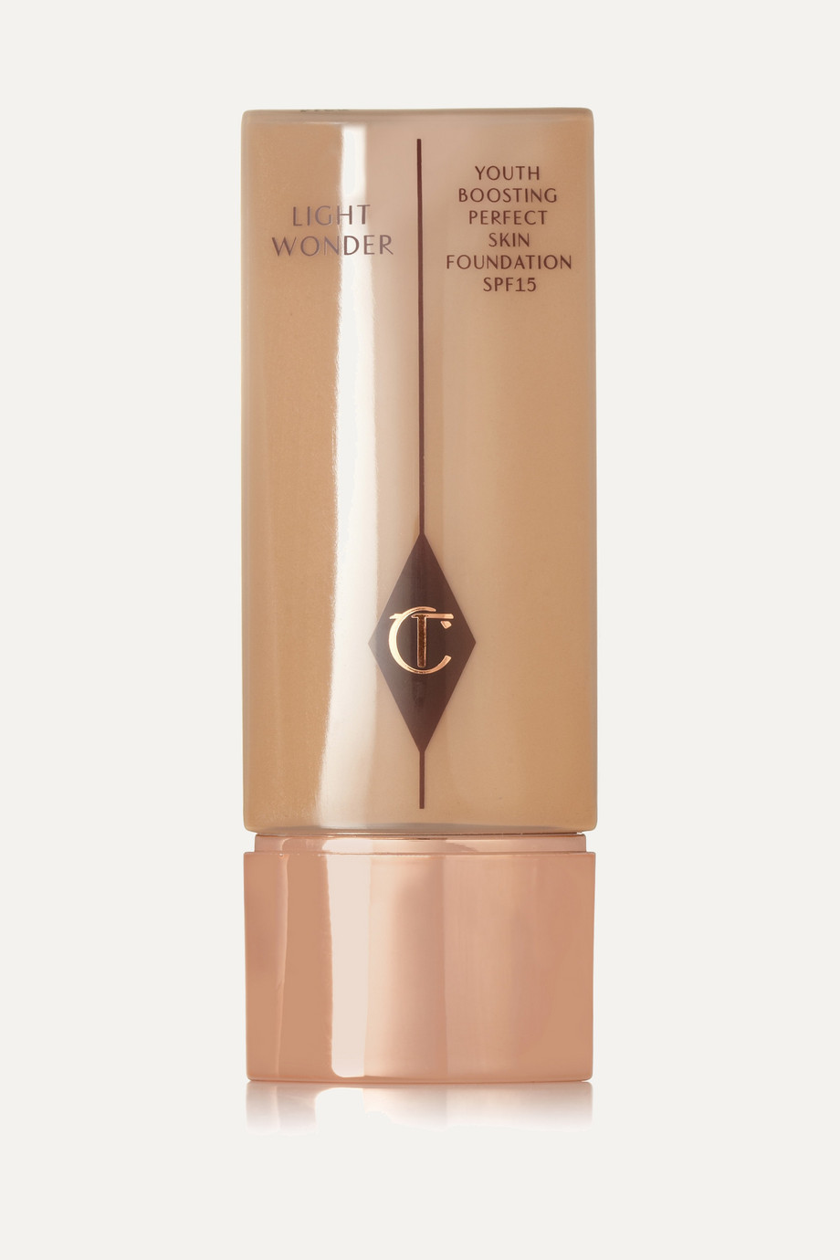 Charlotte Tilbury Light Wonder Youth-Boosting Foundation LSF 15 – 7 Medium, 40 ml – Foundation