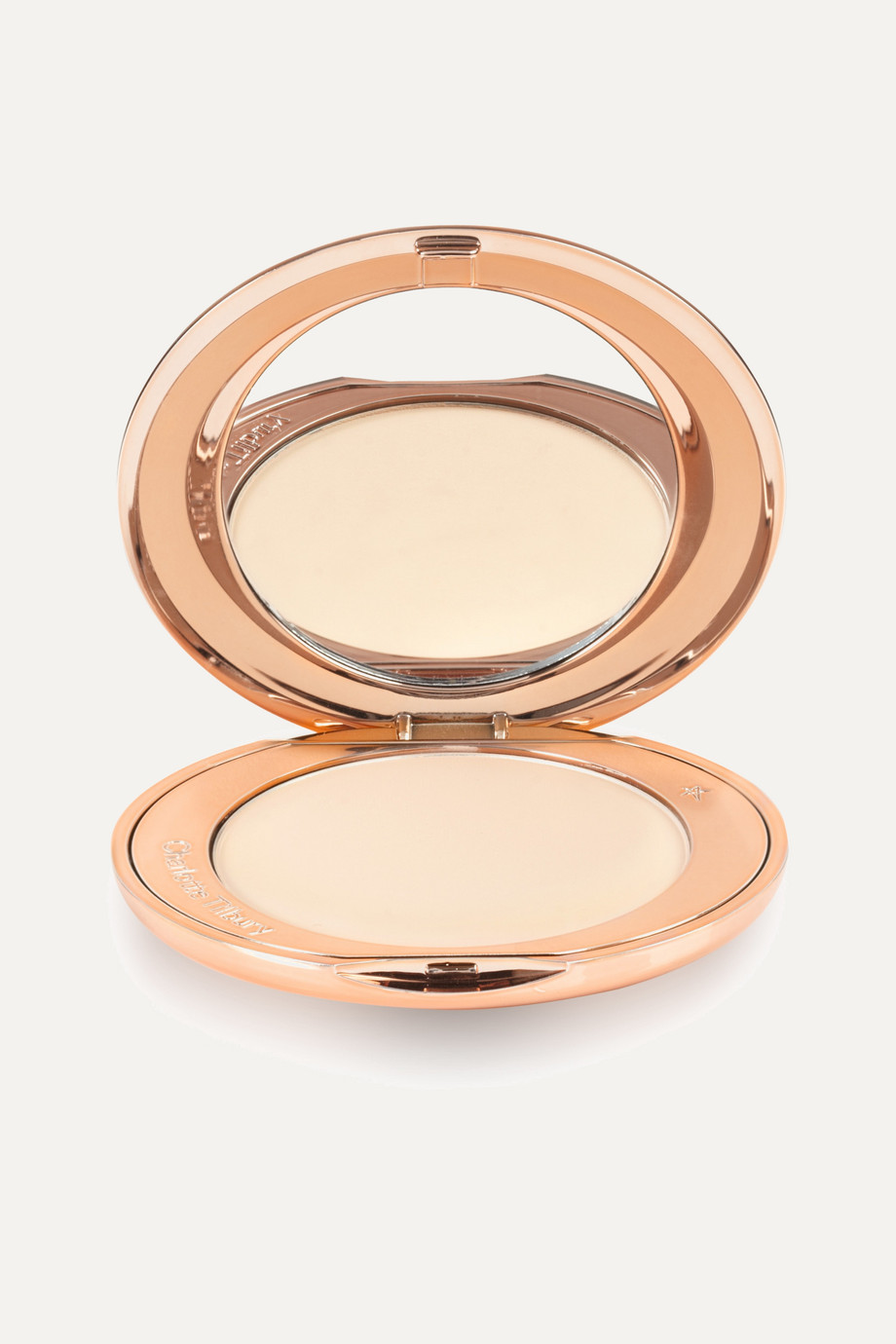 Charlotte Tilbury Poudre compacte Airbrush Flawless Finish, 1 Fair