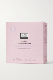 Hydra-Therapy Skin Vitality Mask, 4 x 37ml, 4 x 5.5g