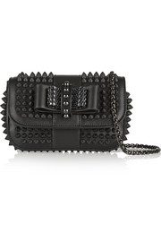 Sweety Charity mini spiked leather shoulder bag