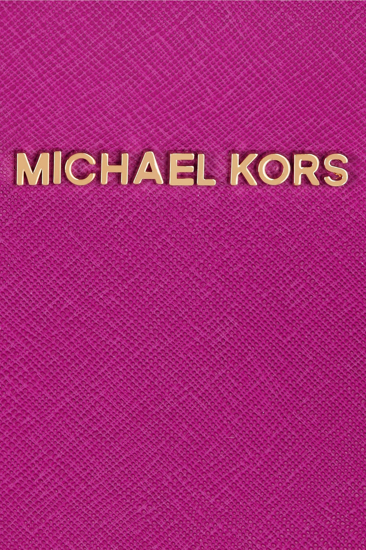 MICHAEL Michael Kors Selma große Tote aus strukturiertem Leder