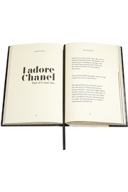 Karl Lagerfeld The World According to Karl hardcover book