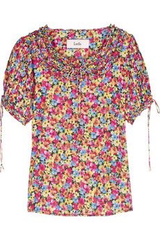 Luella Betty floral top