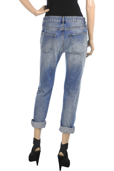 acne generic girl jeans