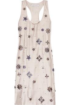 Stella McCartneyEmbellished tank dress