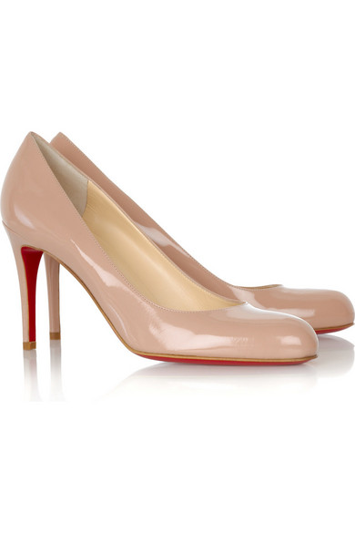 best sneakers 9565e bfe99 Simple patent pumps 85