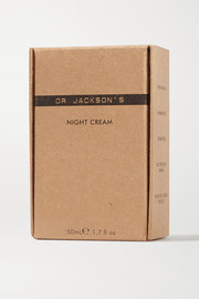 Dr. Jackson's Natural Products Skin Cream 02 Night, 50ml