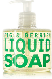 Eau d'Italie Fig & Berries Liquid Soap, 300ml