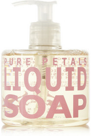 Eau d'Italie Pure Petals Liquid Soap, 300ml