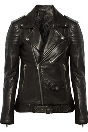 8 leather biker jacket