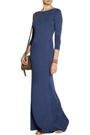 Lot78Modal-blend jersey maxi dress