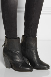 Rag & bone Classic Newbury leather ankle boots