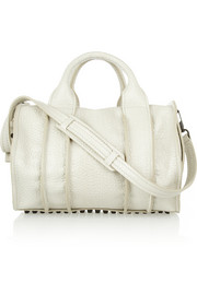 Alexander Wang The Rocco Inside Out textured-leather tote