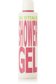 Eau d'Italie Shower Gel, 200ml