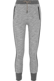 Rag & bone Murphy cotton-jersey track pants