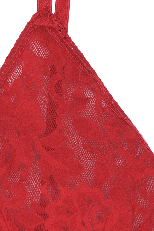 Hanky Panky Signature stretch-lace soft-cup triangle bra