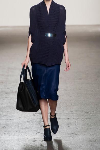 Zero mariacornejo isis stretch leather skirt net a for Net a porter usa