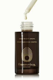 Omorovicza Gold Night Drops, 30ml
