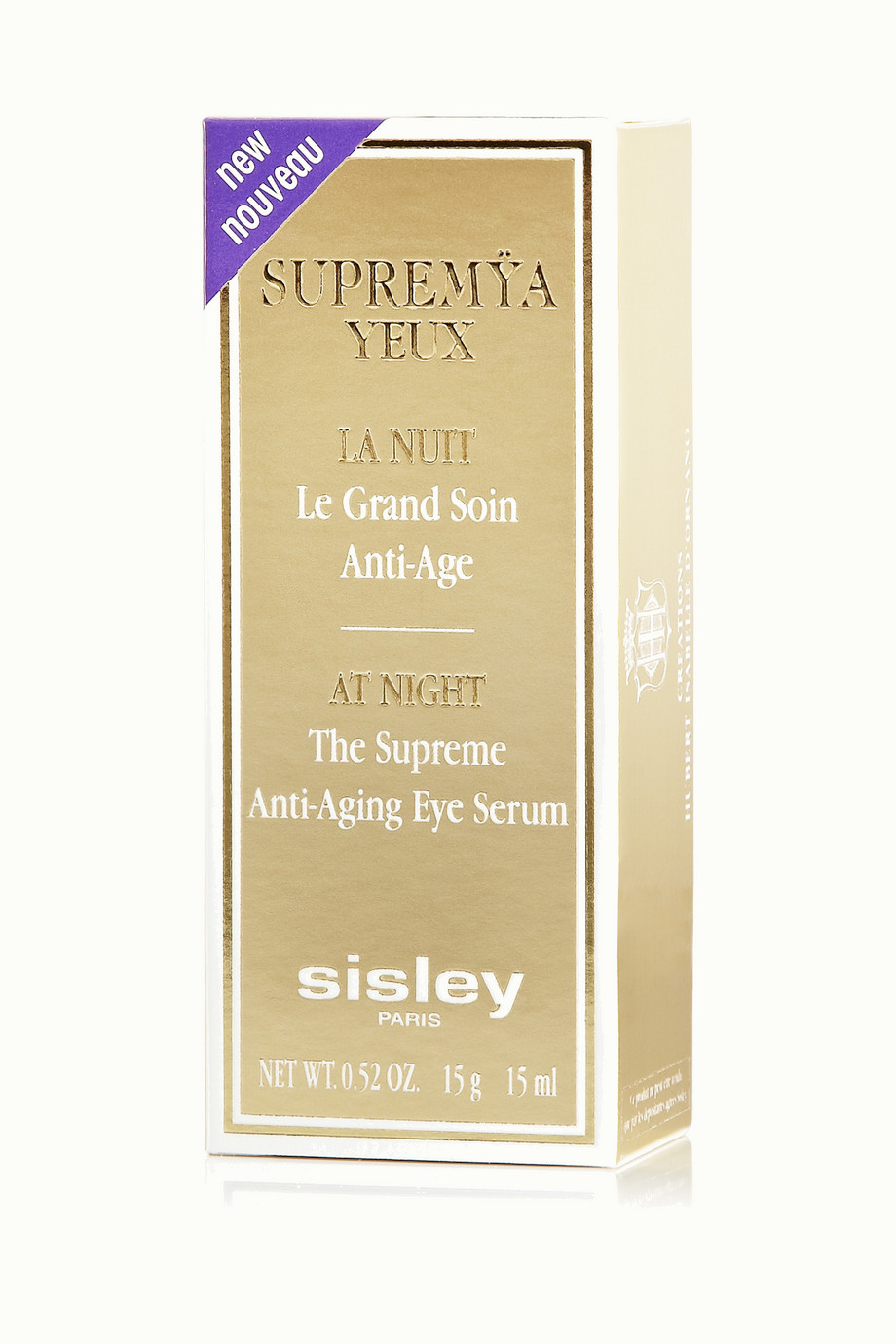 Sisley Supremÿa Eyes at Night - The Supreme Anti-Aging Eye Serum, 15ml