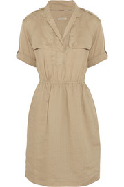 Burberry Brit Ramie shirt dress